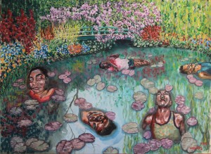 Peter Woods, Nymphaea Papuana